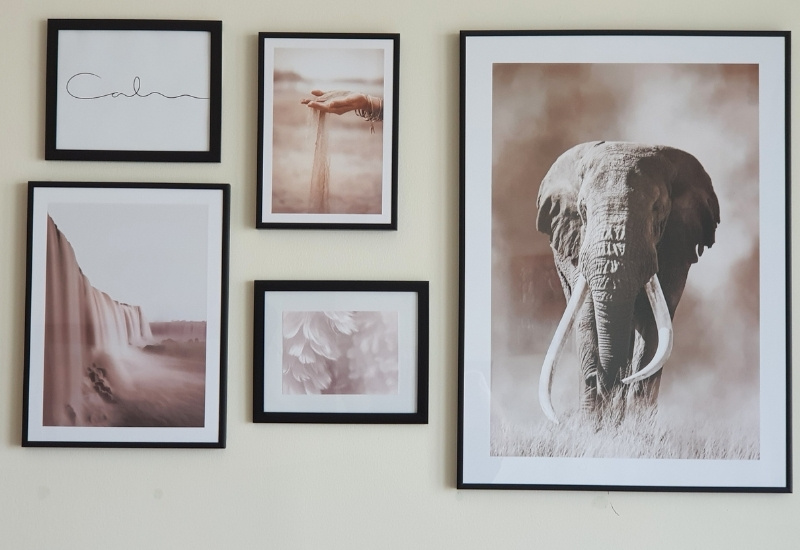 Sustainable Gallery Wall (1)